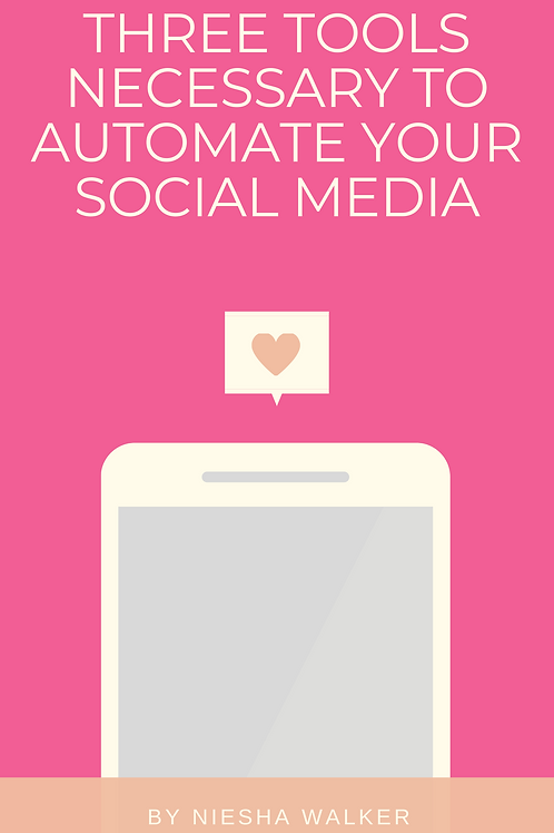 3 Tools Necessary To Automate Your Social Media