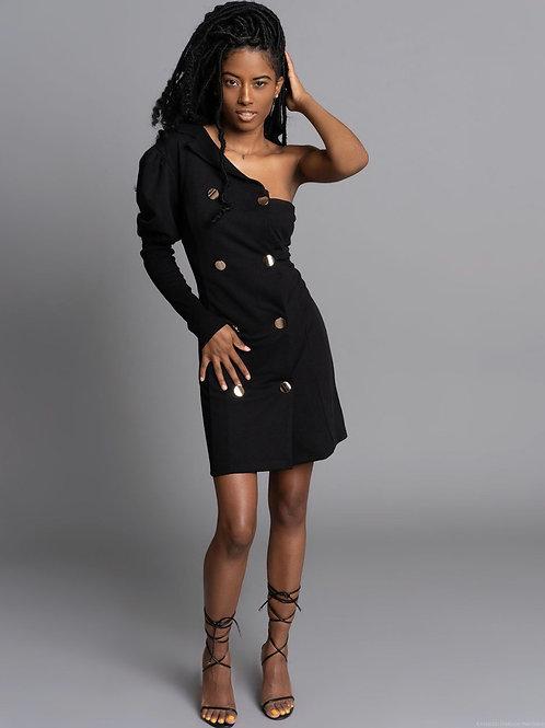 Showstopper Blazer Dress