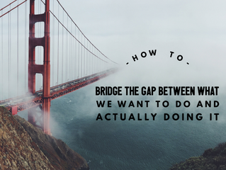 Don't Fall Into the Gap!