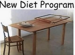 New Diet?