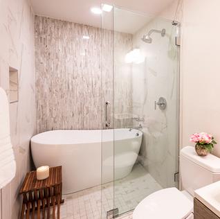 Teton Village Bathroom Remodel