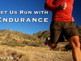 Run with endurance!