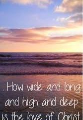 deep, wide, long love