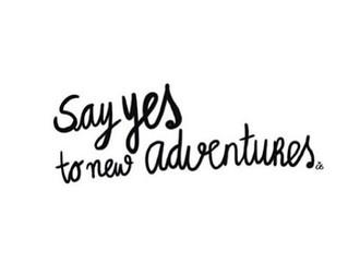 Adventures Ahead!