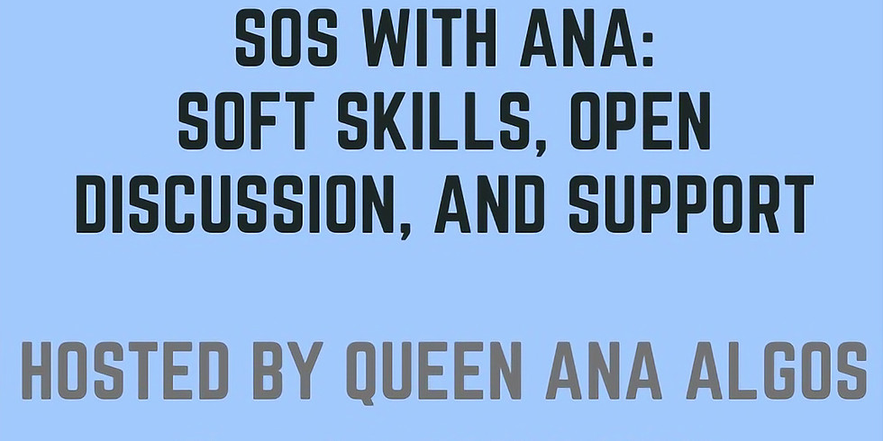 S.O.S. with Ana