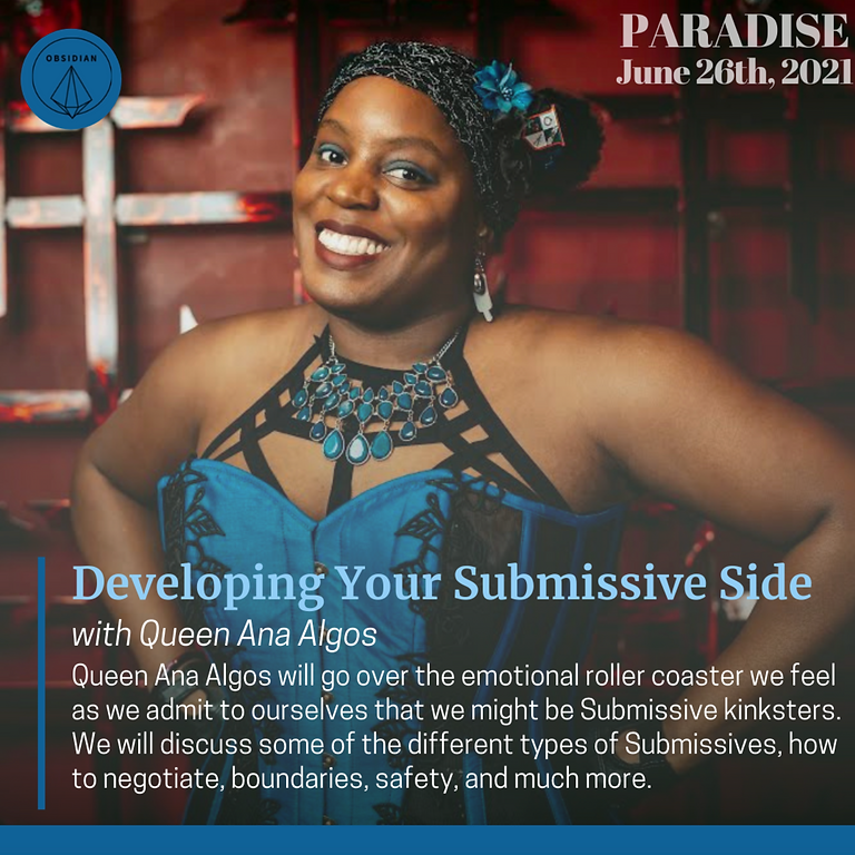 ~Virtual~ Developing Your Submissive Side
