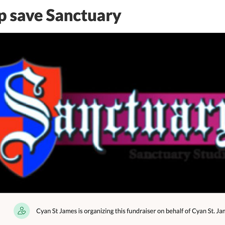 Sanctuary LAX GoFundMe