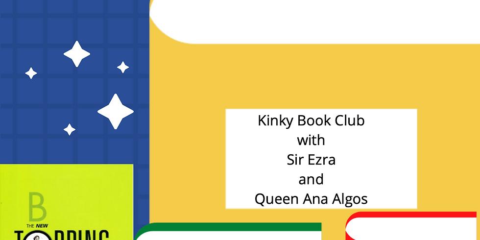 Tuesday Book Club w/Sir Ezra & Queen Ana