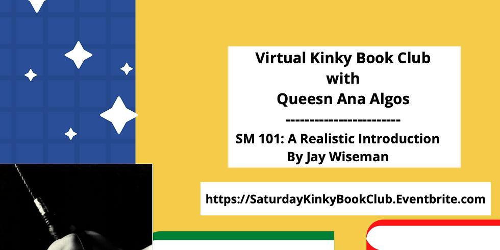 "Virtual Book Club ""SM 101: A Realistic Introduction"""