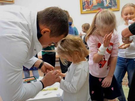 Лекция о травматизме для детей воскресной школы.