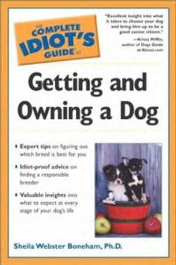 Getting & Owning a Dog - Boneham
