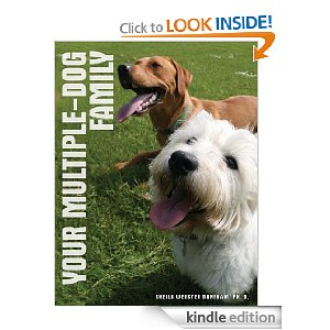 Multiple Dog Family for Kindle