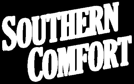 Southern Comfort Logo (White)