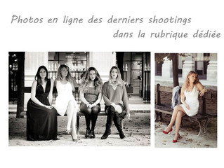 Shooting au Palais Royal