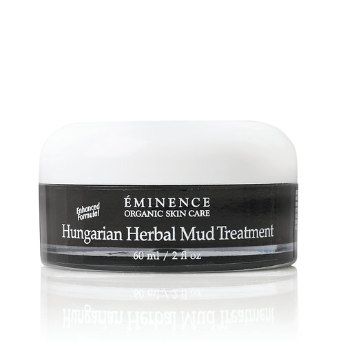 HUNGARIAN HERBAL MUD TREATMENT: Clarifying & detoxifying treatment
