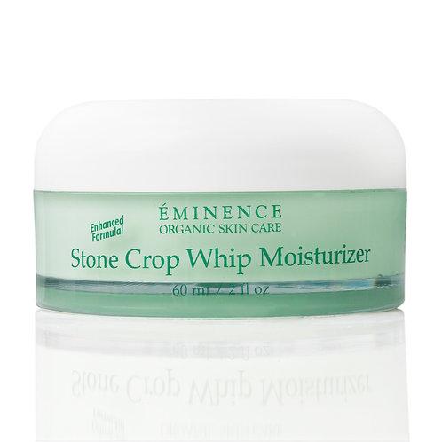 STONE CROP WHIP MOISTURIZER: Age-defying moisturizer