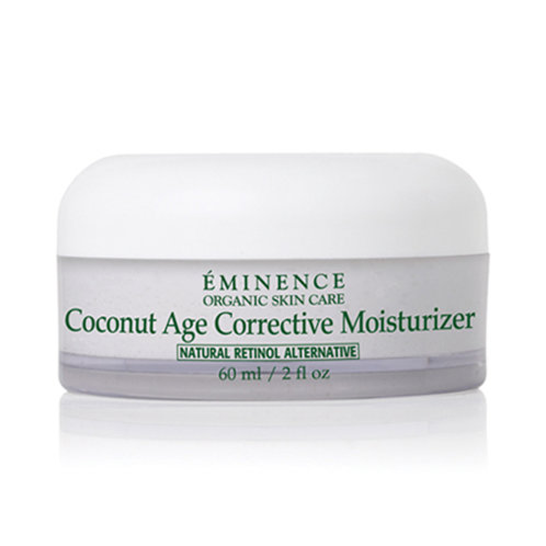 COCONUT AGE CORRECTIVE MOISTURIZER: Plumping and firming moisturizer
