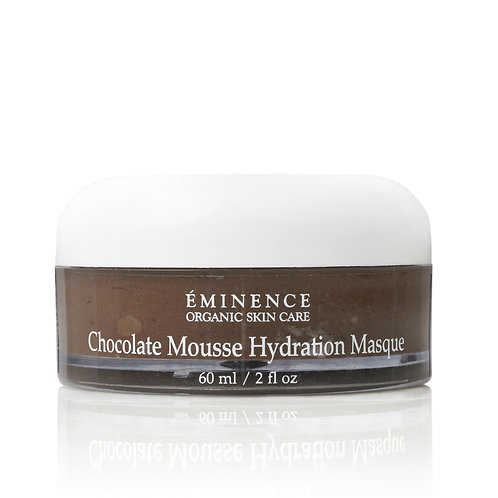 CHOCOLATE MOUSSE HYDRATION MASQUE: Deep comforting hydration