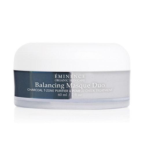 BALANCING MASQUE DUO: Pore refining & hydrating mask