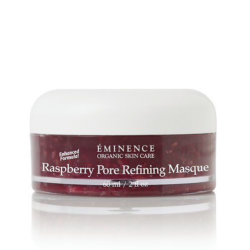 RASPBERRY PORE REFINING MASQUE: Refining and firming mask