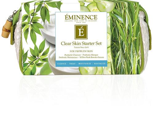CLEAR SKIN STARTER SET: For oily & problem skin