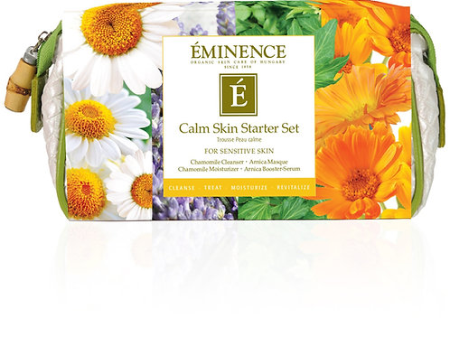 CALM SKIN STARTER SET: For sensitive skin