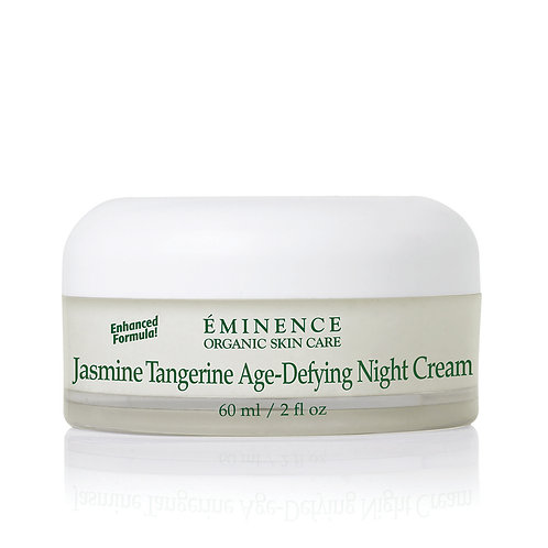 JASMINE TANGERINE AGE-DEFYING NIGHT CREAM: Lifting and firming treatment