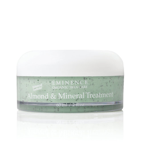 ALMOND & MINERAL TREATMENT: Invigorating exfoliant