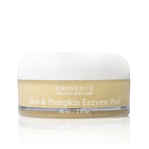 YAM & PUMPKIN ENZYME PEEL 5%: Effective natural exfoliation