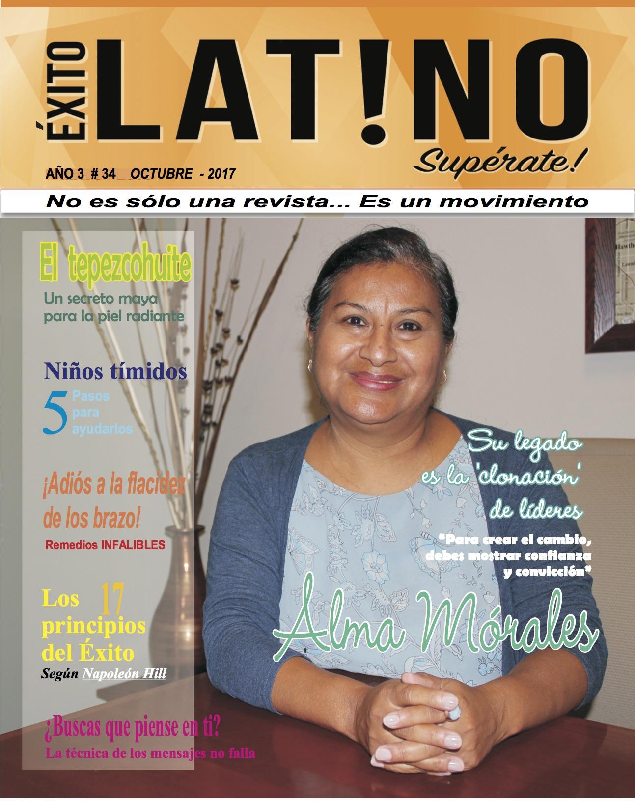 Exito Latino- Octubre
