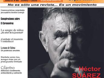 En honor al actor Héctor Suárez… ¿Qué nos pasa?