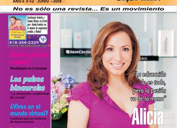 Alicia Barba Empresaria y dermatóloga nacional