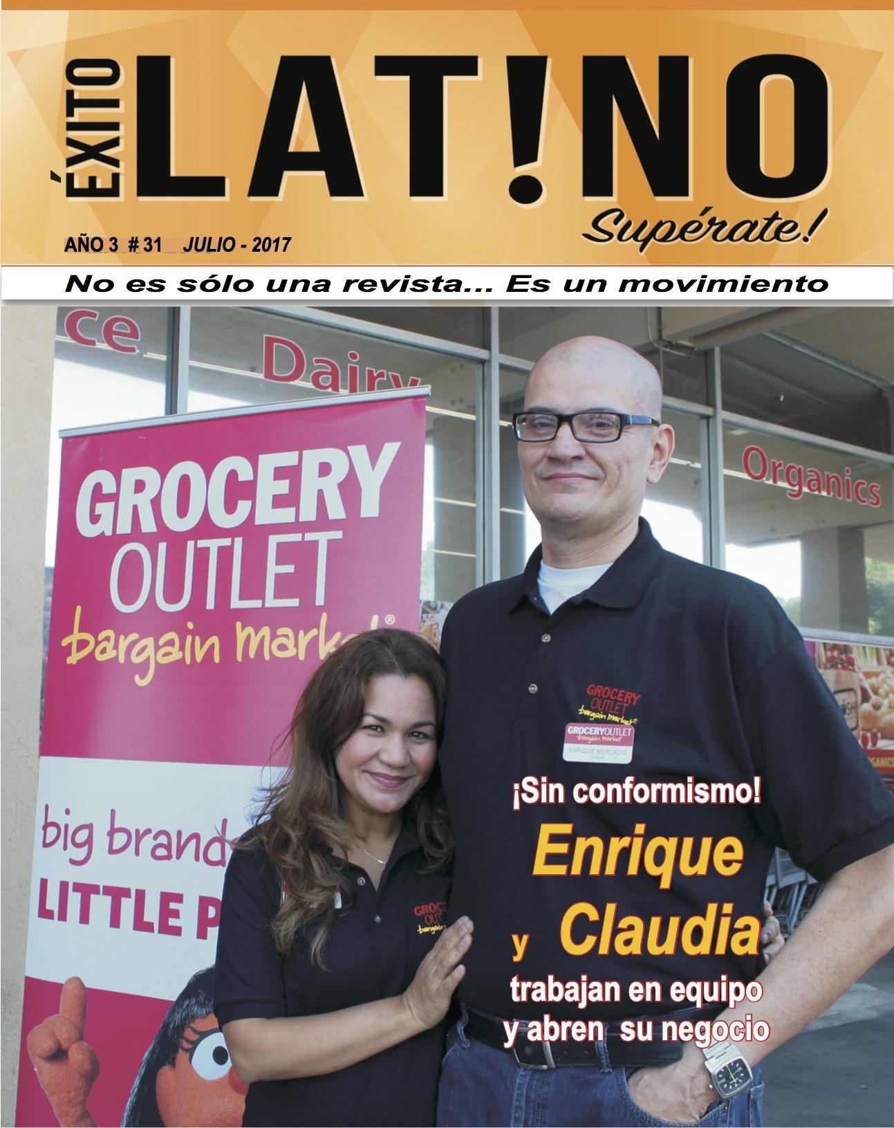 Exito Latino-Julio