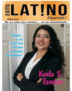Exito Latino Junio