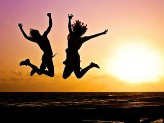 Celebrando los éxitos de la vida