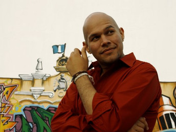 Emanuel Loarca                                         Todo un creador del arte con causa social