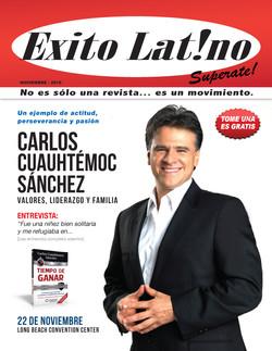 Exito Latino Noviembre