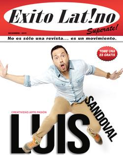 Exito Latino Diciembre