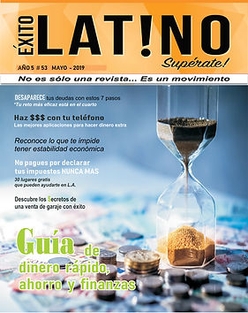 Ëxito_Latino_Supérate_Mayo_2019_Portada.