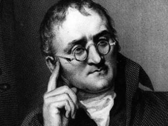 John Dalton, el genio sin color