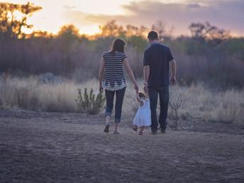 ¡Hijos más sanos!                                                                    Padres unidos e