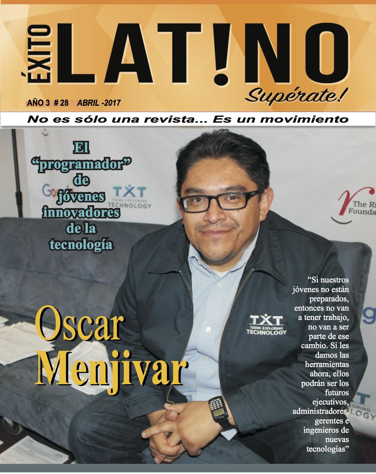 Exito Latino Abril