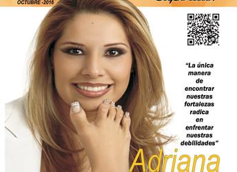 Adriana Macías, abrazando al mundo con tenacidad