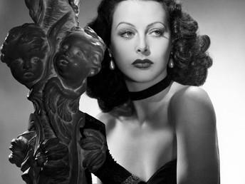 Hedy Lamarr… La inventora del WiFi