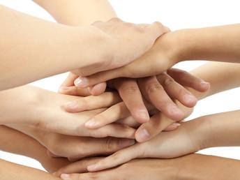 TODOS SOMOS UNO Encuentra la unión que existe en todos nosotros