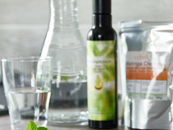 Moringa: Alabada por sus efectos antioxidantes