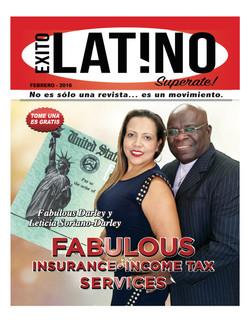 Exito Latino Febrero