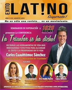 Exito Latino Agosto