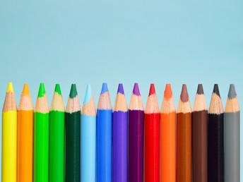 Colores usados en la magia para atraer buena suerte