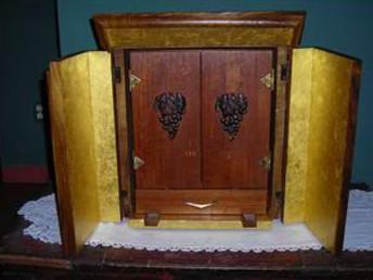 La tétrica caja Dybbuk